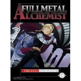 Full Metal Alchemist  - tom 18