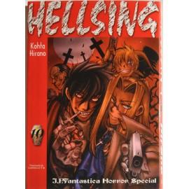 Hellsing - tom 10