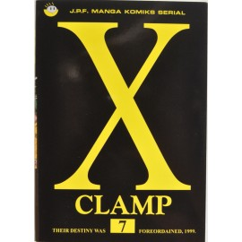 X clamp tom 7