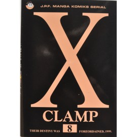 X clamp tom 8