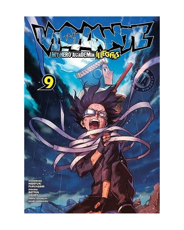 boku no hero vigilante , manga , sklep inuki