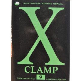 X clamp tom 9