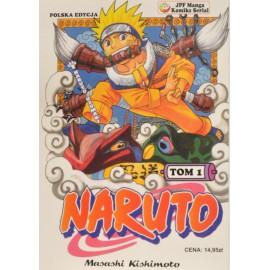Manga Naruto tom 1