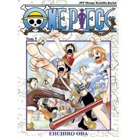 Manga One Piece tom 5