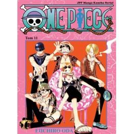 Manga One Piece tom 11