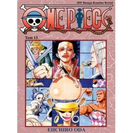 Manga One Piece tom 13