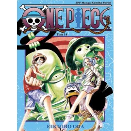 Manga One Piece tom 14