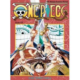Manga One Piece tom 15