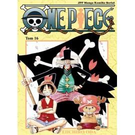 Manga One Piece tom 16