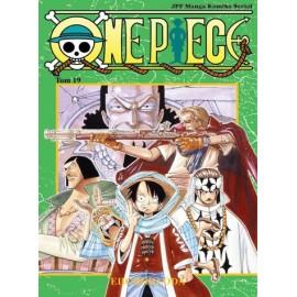 Manga One Piece tom 19