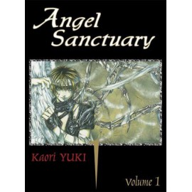 Manga - Angel Sanctuary tom 1