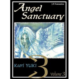 Manga - Angel Sanctuary tom 3