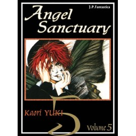 Manga - Angel Sanctuary tom 5
