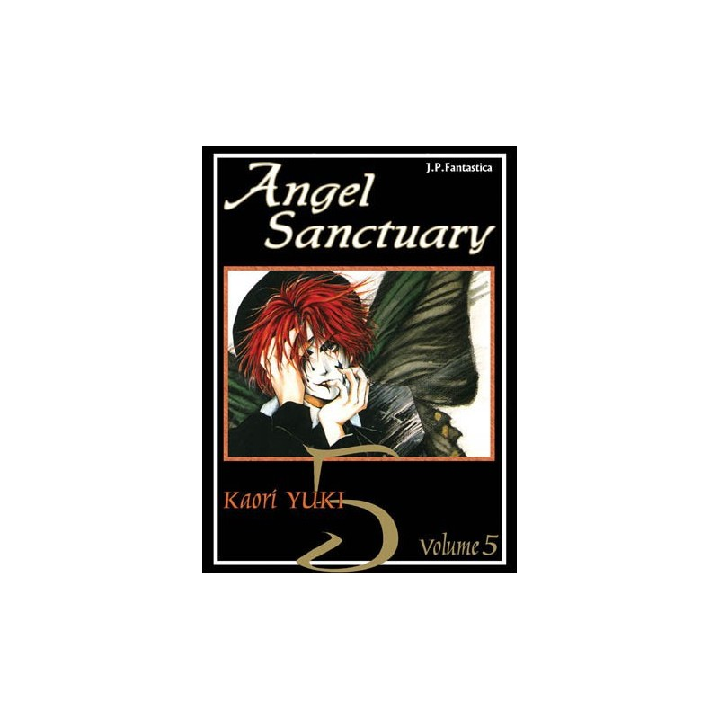 Manga - Angel Sanctuary tom 5