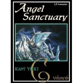 Manga - Angel Sanctuary tom 6