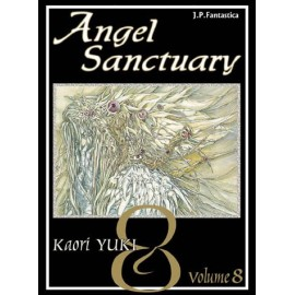 Manga - Angel Sanctuary tom 8