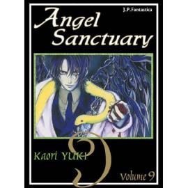 Manga - Angel Sanctuary tom 9