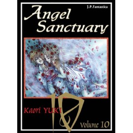 Manga - Angel Sanctuary tom 10