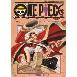 Manga One Piece tom 3