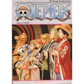 Manga One Piece tom 22
