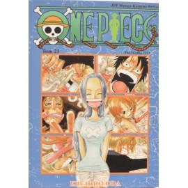 Manga One Piece tom 23