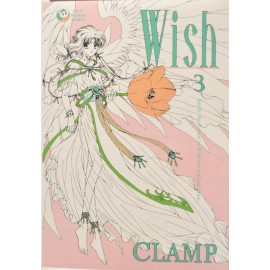 Manga Wish tom 3