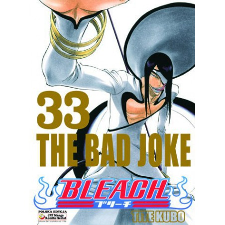 Manga Bleach - Tom 33