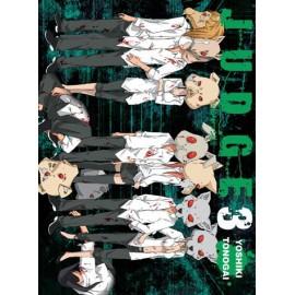 Manga - Judge tom 3