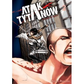 Manga - Attack on Titan tom 2