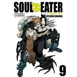 Soul Eater - tom 9