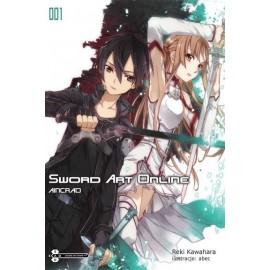 Książka Sword Art Online - tom 1