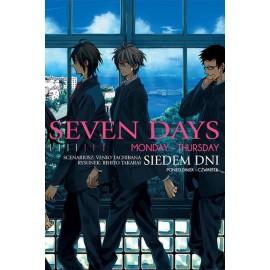 Siedem dni (Seven days) - tom 1