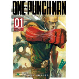 Manga sklep - One Punch Man tom 1