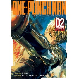 skelp Manga - One Punch Man tom 2