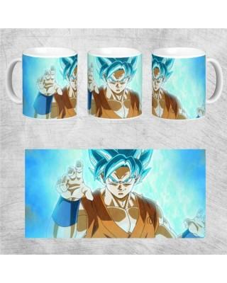 Kubek - Dragon Ball Goku