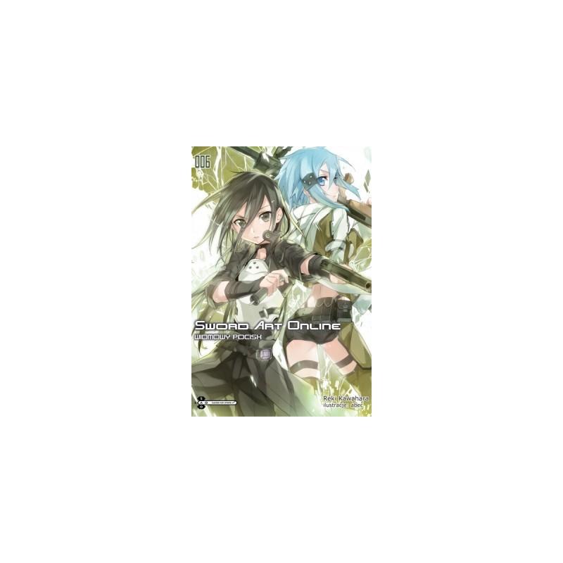 Książka Sword Art Online - tom 6