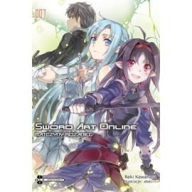 Książka Sword Art Online - tom 7