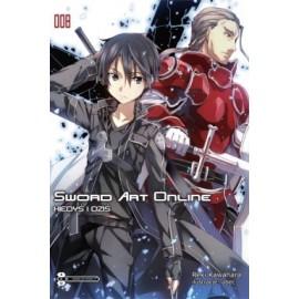 Książka Sword Art Online - tom 8