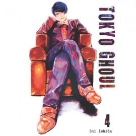 Tokyo Ghoul - tom 4