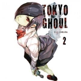 Tokyo Ghoul - tom 2