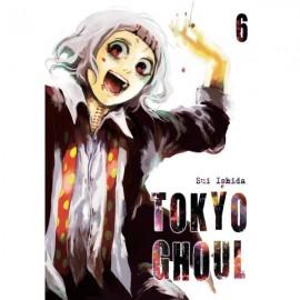 Tokyo Ghoul - tom 6