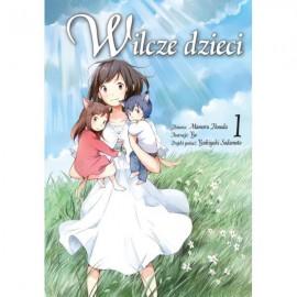 manga sklep Wilcze dzieci - tom 1