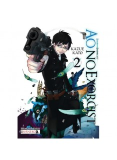 Ao no Exorcist tom 2