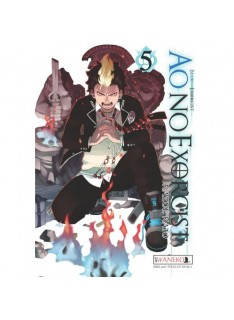 Ao no Exorcist tom 5