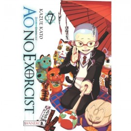 Ao no Exorcist tom 7