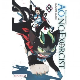 Ao no Exorcist tom 8