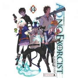 Ao no Exorcist tom 14