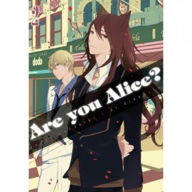 Manga - Are you Alice? tom 2