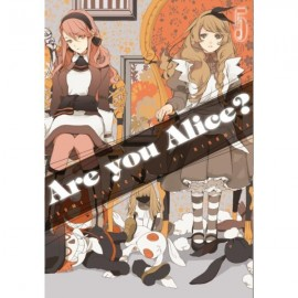 Manga - Are you Alice? tom 5