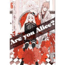 Manga - Are you Alice? tom 6
